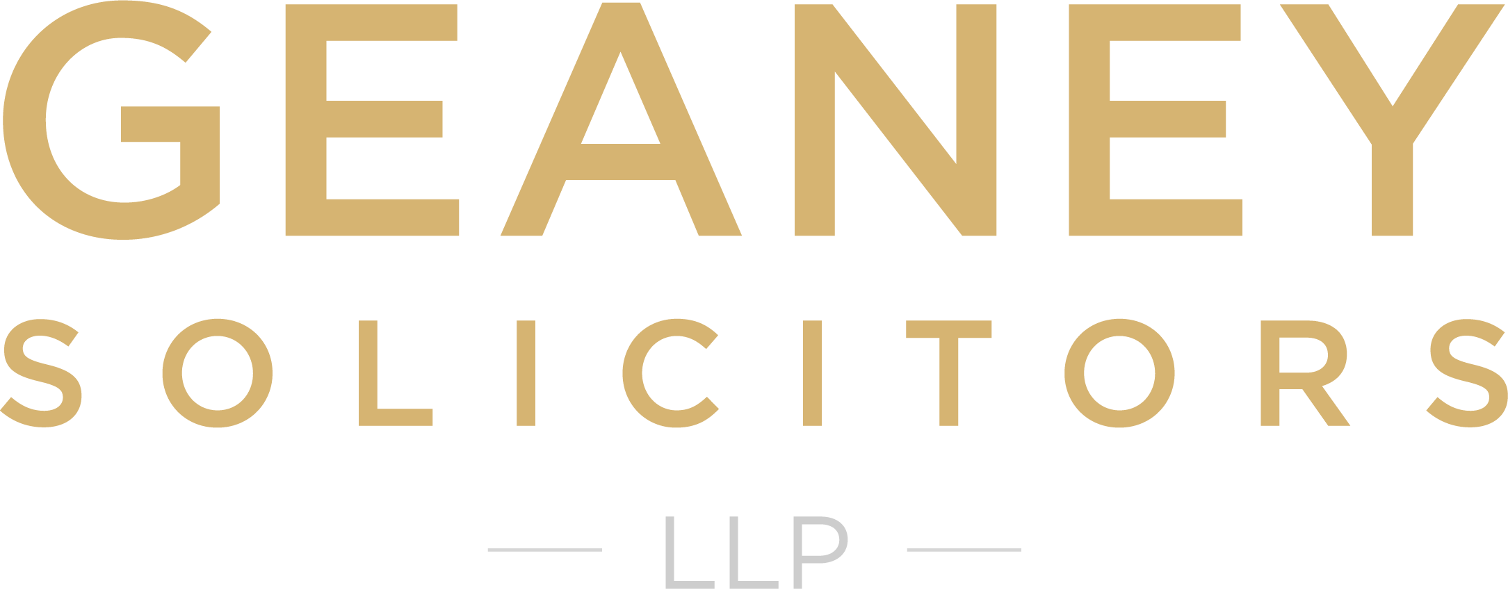 Geaney Solicitors Logo